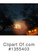 Halloween Clipart #1355403 by KJ Pargeter