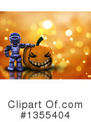 Halloween Clipart #1355404 by KJ Pargeter