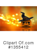 Halloween Clipart #1355412 by KJ Pargeter