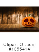 Halloween Clipart #1355414 by KJ Pargeter