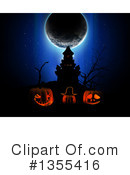Halloween Clipart #1355416 by KJ Pargeter