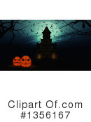 Halloween Clipart #1356167 by KJ Pargeter