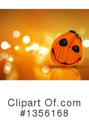 Halloween Clipart #1356168 by KJ Pargeter