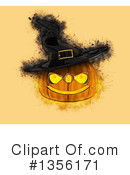 Halloween Clipart #1356171 by KJ Pargeter