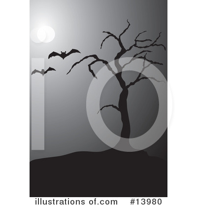 Royalty-Free (RF) Halloween Clipart Illustration by Rasmussen Images - Stock Sample #13980
