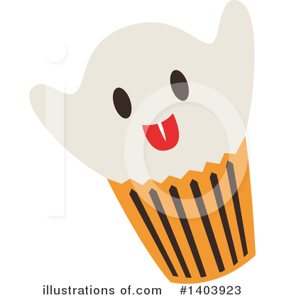 Halloween Clipart #1403923 by Cherie Reve