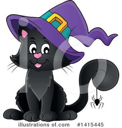 Halloween Clipart #1415445 by visekart