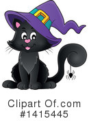 Royalty-Free (RF) Halloween Clipart Illustration #1415445