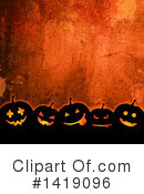 Halloween Clipart #1419096 by KJ Pargeter