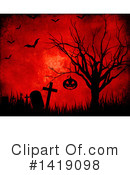 Halloween Clipart #1419098 by KJ Pargeter