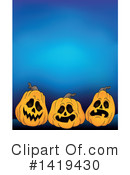Halloween Clipart #1419430 by visekart