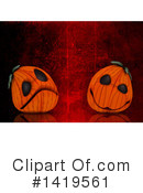 Halloween Clipart #1419561 by KJ Pargeter