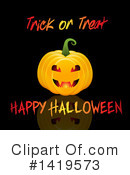 Halloween Clipart #1419573 by KJ Pargeter