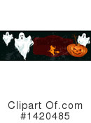 Halloween Clipart #1420485 by Vector Tradition SM