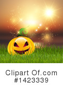 Halloween Clipart #1423339 by KJ Pargeter