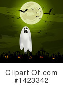 Halloween Clipart #1423342 by KJ Pargeter
