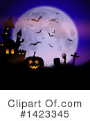 Halloween Clipart #1423345 by KJ Pargeter
