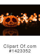 Halloween Clipart #1423352 by KJ Pargeter