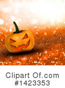 Halloween Clipart #1423353 by KJ Pargeter