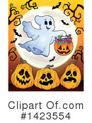 Halloween Clipart #1423554 by visekart
