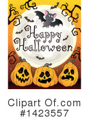 Halloween Clipart #1423557 by visekart