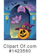 Halloween Clipart #1423560 by visekart