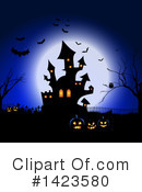 Halloween Clipart #1423580 by KJ Pargeter