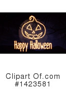 Halloween Clipart #1423581 by KJ Pargeter