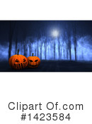 Halloween Clipart #1423584 by KJ Pargeter