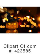 Halloween Clipart #1423585 by KJ Pargeter