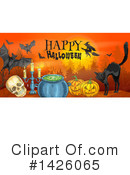 Halloween Clipart #1426065 by Vector Tradition SM
