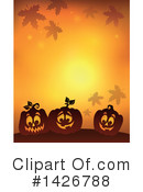 Halloween Clipart #1426788 by visekart