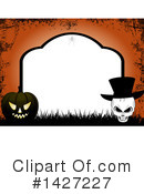 Royalty-Free (RF) Halloween Clipart Illustration #1427227