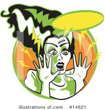 Halloween Clipart #14621 by Andy Nortnik