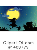 Royalty-Free (RF) Halloween Clipart Illustration #1463779