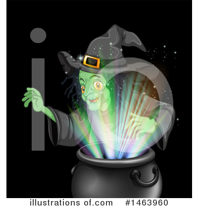 Magic Clipart #1463960 by Graphics RF
