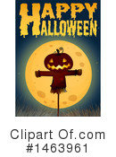 Royalty-Free (RF) Halloween Clipart Illustration #1463961