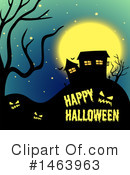 Royalty-Free (RF) Halloween Clipart Illustration #1463963