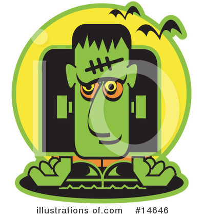 Halloween Clipart #14646 by Andy Nortnik