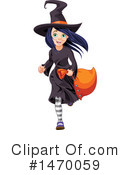 Halloween Clipart #1470059 by Pushkin
