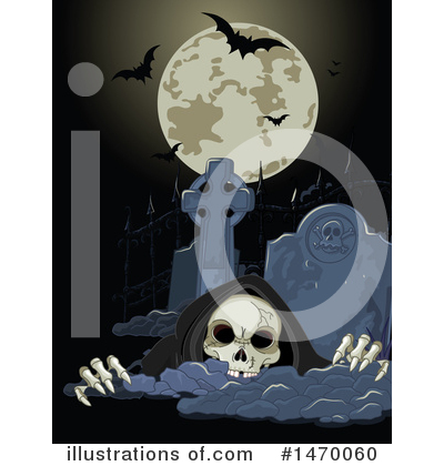 Skeleton Clipart #1470060 by Pushkin