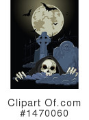 Royalty-Free (RF) Halloween Clipart Illustration #1470060
