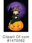 Halloween Clipart #1470062 by Pushkin