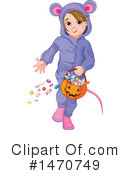 Halloween Clipart #1470749 by Pushkin