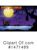 Royalty-Free (RF) Halloween Clipart Illustration #1471489