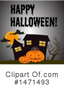 Royalty-Free (RF) Halloween Clipart Illustration #1471493
