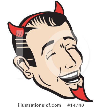 Devil Clipart #14740 by Andy Nortnik