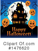Halloween Clipart #1476620 by visekart