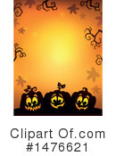 Halloween Clipart #1476621 by visekart