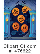Halloween Clipart #1476622 by visekart